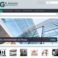 Diseño Web Asesoría La Rinconada